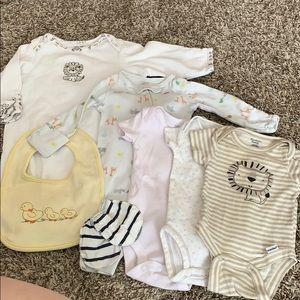Random newborn bundle
